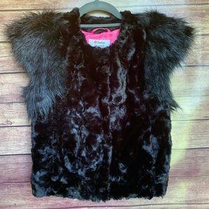 Neiman Marcus - Target Skaist Taylor Faux Fur Vest